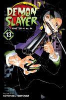 Demon Slayer: Kimetsu No Yaiba. 13, Transitions