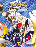 POKÉMON: SUN AND MOON, VOLUME 07 [graphic Novel]