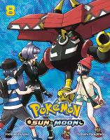 Pokémon. Sun & moon. Volume 8