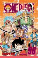 One piece. Volume 96, I am Oden, and I was born to boil