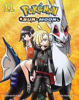 Pokemon. Sun & Moon, 11