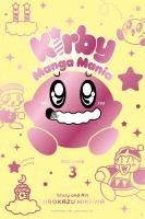 KIRBY MANGA MANIA, VOL. 3