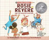 Rosie Revere and the Raucous Riveters (Unabridged, CDs)