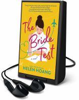 BRIDE TEST [audiobook Playaway]