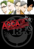 ACCA 13-territory Inspection Department P.S