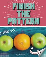 Finish the Pattern