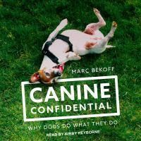 Canine Confidential