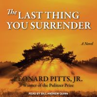The Last Thing You Surrender (CD)