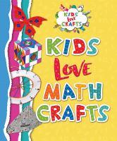 Kids Love Math Crafts