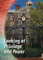 Looking at Privilege and Power