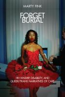 Forget Burial