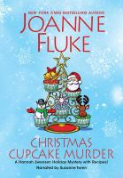 Media Cover for Christmas Cupcake Murder
