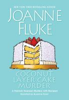 COCONUT LAYER CAKE MURDER (CD)