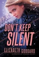 Don't Keep Silent