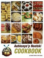 Aahksoyo'p Nootski Cookbook