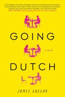Cover of Going Dutch