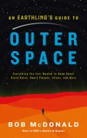 Media Cover for Earthling's Guide to Outer Space