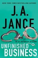 Unfinished Business: An Ali Reynolds Mystery