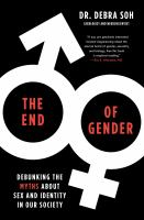 The End of Gender