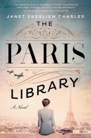 The Paris Library cover