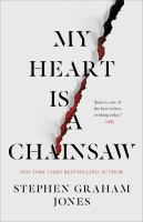 My Heart Is A Chainsaw cover