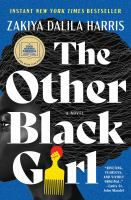 The other Black girl : a novel357 pages ; 24 cm