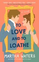 To Love And To Loathe, Volume 2