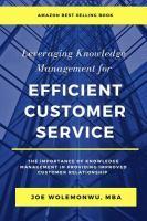 Leveraging Knowledge Management for Efficient Customer Service