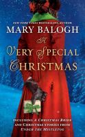 Very special Christmas : including A Christmas bride and Christmas stories from Under the mistletoe