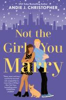 Cover of Not the Girl You Marry