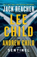 SENTINEL : A JACK REACHER NOVEL - Being Reviewed For Purchase