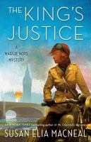 THE KING'S JUSTICE--ON ORDER FOR HERRICK!