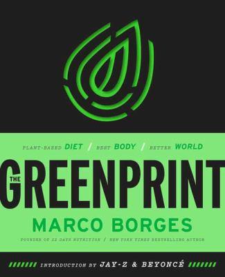 The Greenprint: Plant-Based Diet, Best Body, Better World(book-cover)