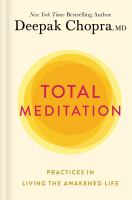 Cover of Total Meditation
