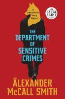 The Department of Sensitive Crimes