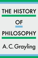 Media Cover for History of Philosophy