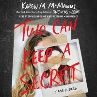 TWO CAN KEEP A SECRET [audiobook Cd]