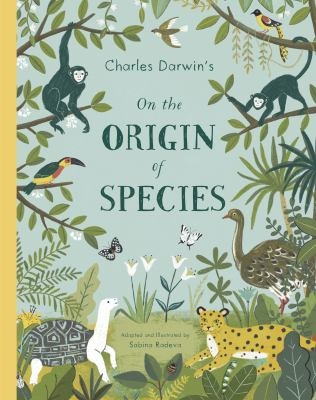Charles Darwin's On the Origin of Species(book-cover)