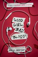 Good Girl, Bad Blood - Jackson, Holly