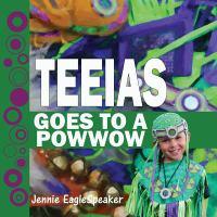 Teeias Goes to A Powwow
