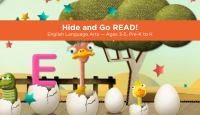 Hide and Go READ! [Ages 3-5]