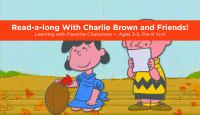 Read-a-long With Charlie Brown and Friends!