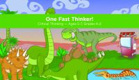 One Fast Thinker! [Ages 5-7]