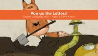 Pop Go The Letters!