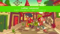 Letter Lessons!