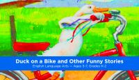 Duck on A Bike and Other Funny Stories