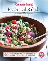 Canadian Living - Fresh and Easy Salads