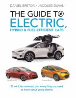The Guide to Electric, Hybrid & Fuel-efficient Cars