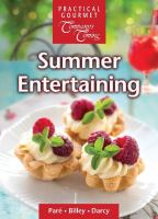 Summer Entertaining