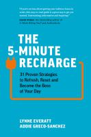 5-minute Recharge